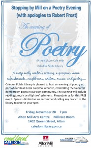 FINAL Poetry Evening poster November 2014 (1)