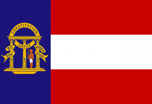 Georgia USA flag-41644_640
