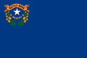 Nevada flag-28570_640